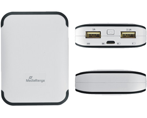 MediaRange Power Bank 6600