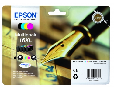 Original Multipack Epson Nr.16XL
