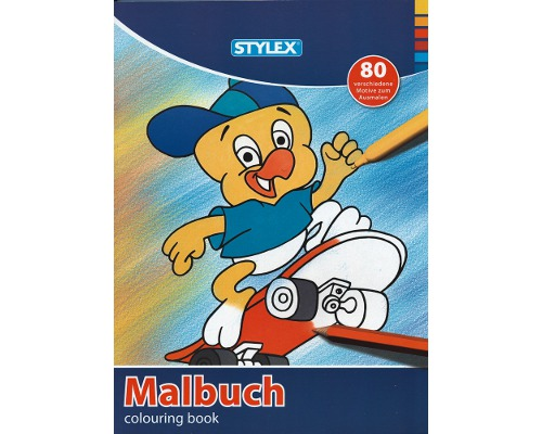 Malbuch in A4