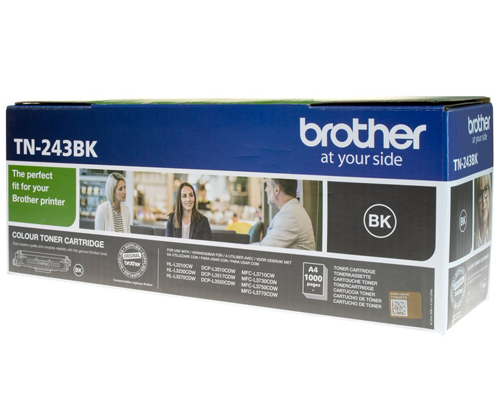 Original-Toner Brother TN-243BK