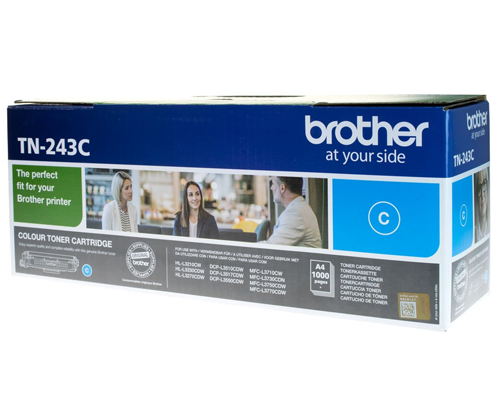 Original-Toner Brother TN-243C