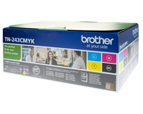 Original-Multipack Brother TN-243CMYK