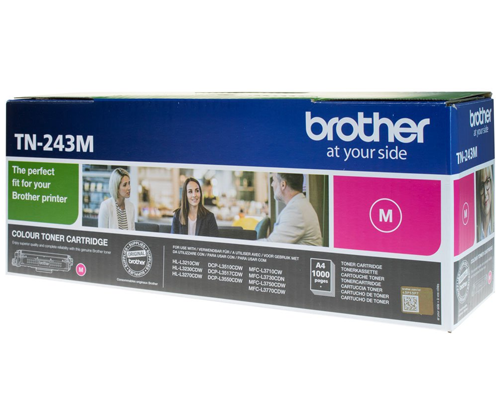 Original-Toner Brother TN-243M