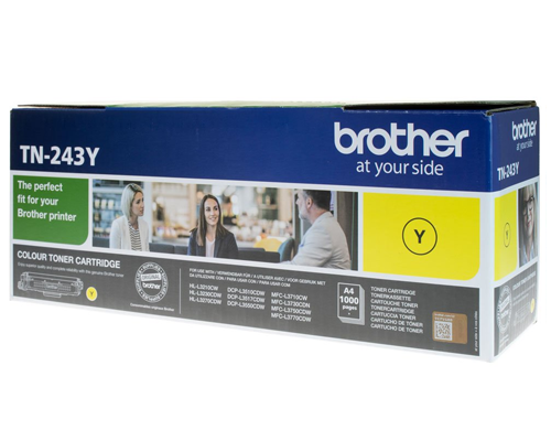 Original-Toner Brother TN-243Y