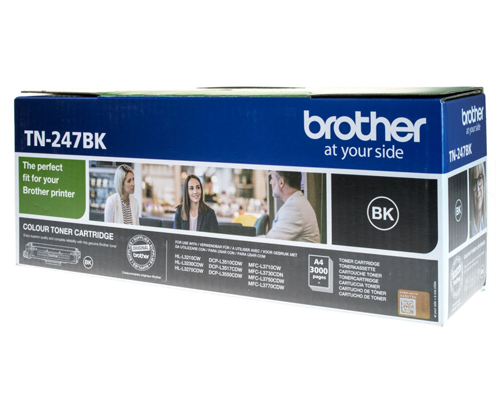 Original-Toner Brother TN-247BK