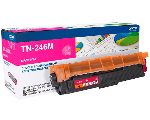 Original-Toner Brother TN-246M Magenta