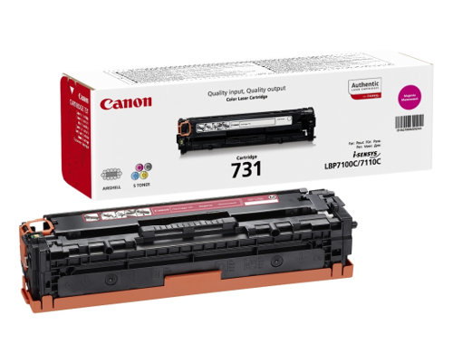 Original-Toner Canon Cartridge 731M (6270B002) magenta