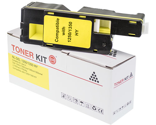BUSINESS-Toner ersetzt Dell 593-11019 yellow