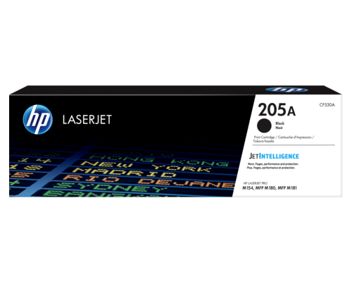 Original-Toner HP CF530A/ HP 205A Black