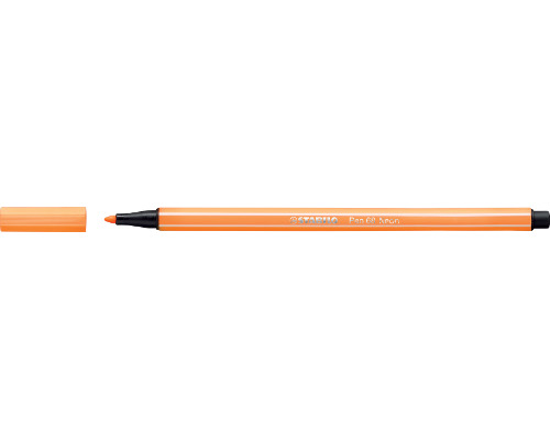 STABILO Pen 68 in neonorange 68/054