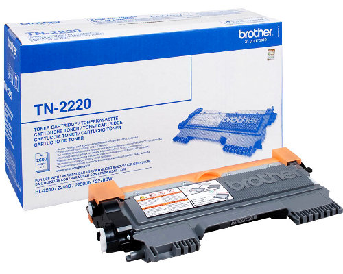 Original-Toner Brother TN-2220
