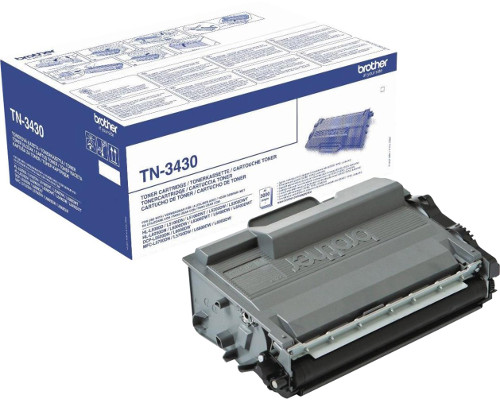 Original-Toner Brother TN-3430