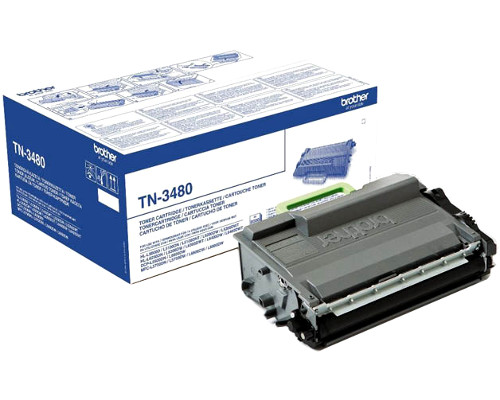 Original-Toner Brother TN-3480
